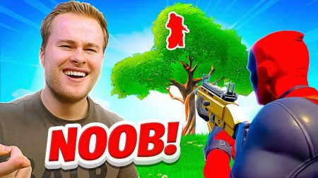Royalistiq – Hij Verstopte Zich In Een Boom.. 😂 – Fortnite Battle Royale