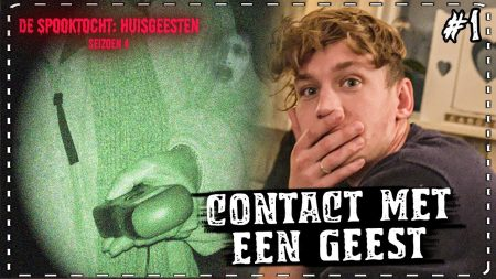 Govert Sweep – De Spooktocht #1: Contact Met Een Overleden Persoon..?!