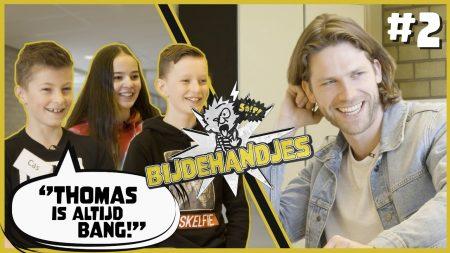 """StukTV – """"Thomas Is Altijd Bang!"""" – Bijdehandjes #2"""