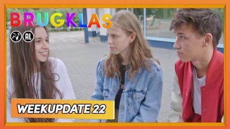 Brugklas – S9 – 'Je Mag Geen Home Zijn! 💔' – Update 22