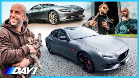 JayJay Boske DAY1 – Mijn Nieuwe Huis Op Bali? Dikke Maserati & Rolls Royce Ghost!!