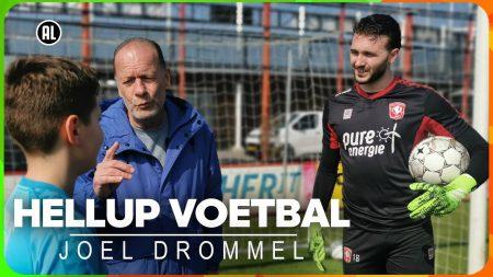 Zappsport – De Ultieme Keeperstip Van Joël Drommel – Hellup Voetbal