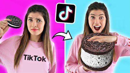 Celine & Michiel – Viral TikTok Voedsel Hacks Testen! *Werkt Echt* #286