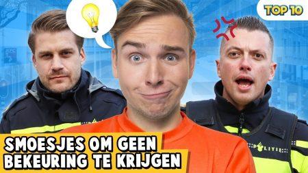 Dylan Haegens – 10 Smoesjes Om Geen Bekeuring Te Krijgen!