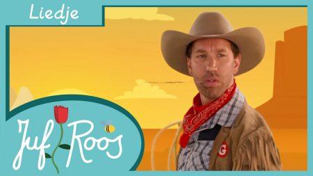 Juf Roos – Het Cowboylied