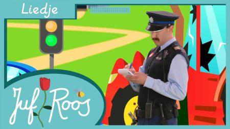 Juf Roos – Daar Komt De Politie Aan