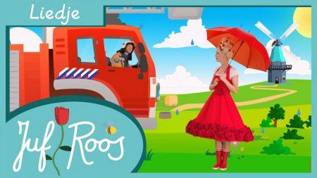 Juf Roos – Het Regent, Het Regent
