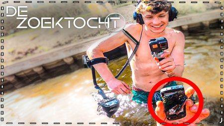 Govert Sweep – Ik Vond Een Telefoon Met Magneetvissen! – De Zoektocht #11