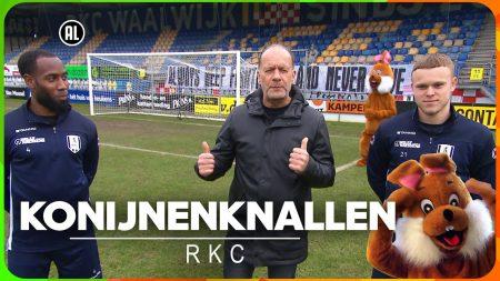 Zappsport – Lukt Het RKC De Score Van Vitesse Te Overtreffen? – Konijnenknallen