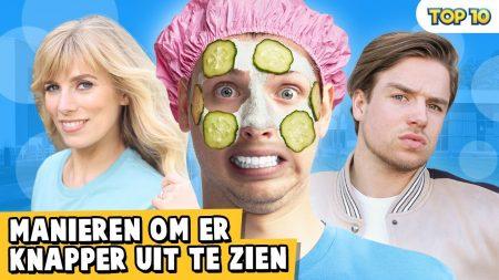 Dylan Haegens – 10 Manieren Om Er Knapper Uit Te Zien!