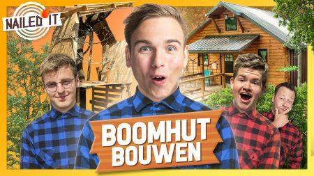 Dylan Haegens – Boomhut Bouwen! – Nailed It [Aflevering 6/Seizoen 2]