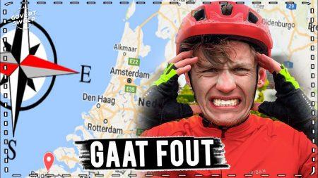 Govert Sweep – Van Zuid Naar Noord Nederland Fietsen In 48 Uur!