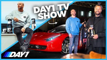 JayJay Boske DAY1 – Ons Eigen TV-Programma! Xone Te Koop Bij Intersport & 100-Moiljoenste Oneblade?!