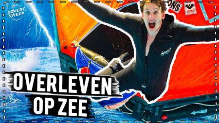 Govert Sweep – Ik Probeerde Te Overleven Op Zee.. (Training)