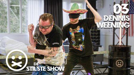StukTV – Dennis Krijgt Klappen – De Stilste Show #3 met Dennis Weening