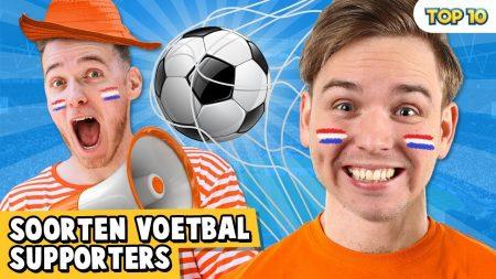 Dylan Haegens – 10 Soorten Voetbalsupporters!