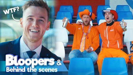 Team Dylan Haegens – Dylan En Rick Dronken Tijdens Opnames? – Soorten Voetbalsupporters Bloopers