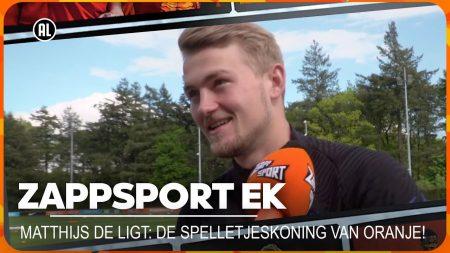 Zappsport – Scoort Wout Weghorst Nu Al Een Prijs? 🦁🏆 Spanning Voor Het EK!