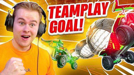 Royalistiq – De Ziekste Teamplay Goal Ooit! 🏆 – Rocket League Ranked