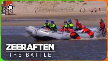 Zappsport – Zware Tocht Op Woeste Zee – Battle Zeeraften
