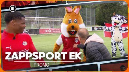 Zappsport EK – Tijd Voor De Tweede Wedstrijddag!