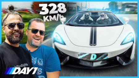 JayJay Boske DAY1 – Frans Duits Over Monsterhit & Nieuwe MCLaren?! – De Auto Van