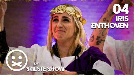 StukTV – Iris Als Doelwit – De Stilste Show #4 met Iris Enthoven