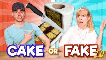Team Dylan Haegens – Cake Or Fake?! 2.0