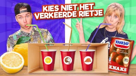 Team Dylan Haegens – Drink Niet Uit Het Verkeerde Rietje! 2.0