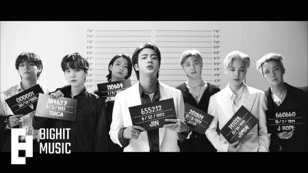 BTS (방탄소년단) – Butter
