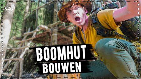 Govert Sweep – We Bouwden Een Eigen Boomhut.. (48 Uur Gedropt)
