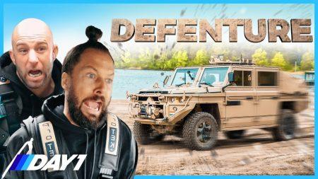 JayJay Boske DAY1 – Als Commando's Vlammen Door Het Bos In Leger Voertuig!! – Daily Driver Special – DAY1