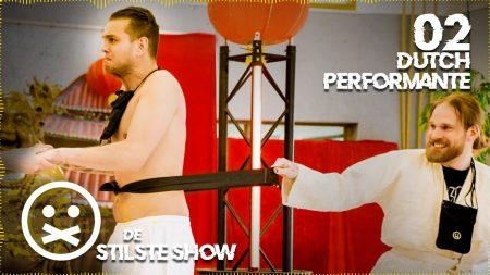 StukTV – Zwarte Bnd Incasseren – De Stilste Show #2 met Dutch Performante