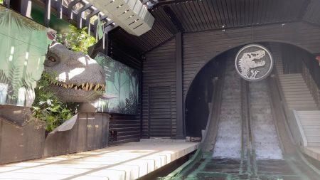 Jurassic World The Ride! New Indominus Rex! – Universal Studios Hollywood 2021!