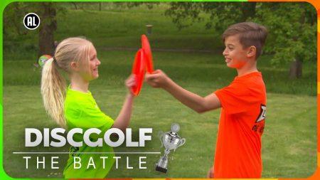 Zappsport – Spectaculaire Frisbeeworpen Over Water En Bomen – Battle Discgolf
