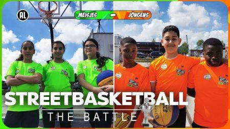 Zappsport – Meiden Niet Onder De Indruk Van De Jongens – Battle 3X3 Street Basketbal