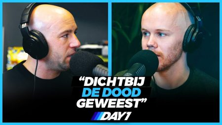 JayJay Boske DAY1 – Ex-Rugbyer Bas Meijer Over Carrierestop Vanwege Tumor – Podcast