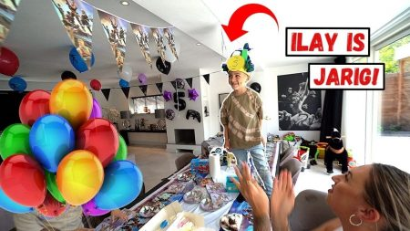 Familie Lakap – Ilay Is Vandaag Jarig! *5 Jaar* #573