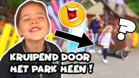 De Bakkertjes – Voor De Eerste Keer Weer Naar Een Pretpark!! #459