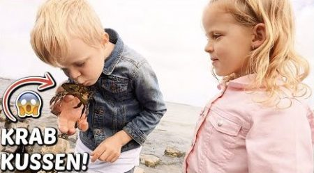 De Bellinga's – Krabben Vangen Bij De Zee Valt Niet Mee! 🦀 #2160