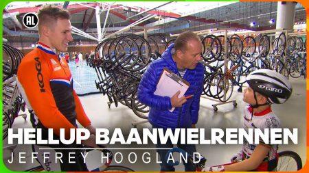 Zappsport – Sturen, Remmen En Niet Bang Zijn – Hellup Baanwielrennen Met Jeffrey Hoogland