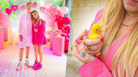 Gio – Het Grote Roze Verjaardagsfeest Vol Met Verrassingen! 🎉🐥