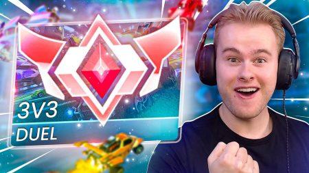 Royalistiq – Ook In 3vs3 Is Het Gelukt! Grand Champion! 🏆 – Rocket League Ranked