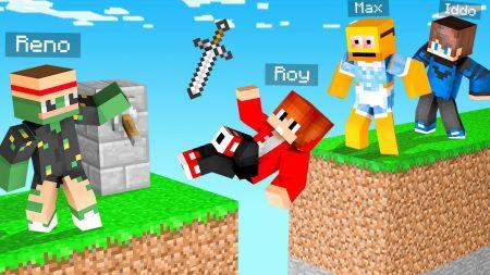 Royalistiq – Ze Hebben Een Val Voor Mij Klaar Gezet.. 😰 – Minecraft Opgejaagd #6
