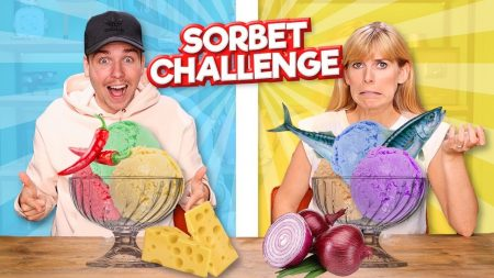 Team Dylan Haegens – Sorbet Challenge!