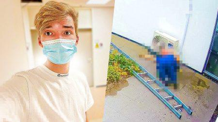 Gio – Ongeluk gebeurd Bij Mij Thuis! Naar Het Ziekenhuis! 🚑