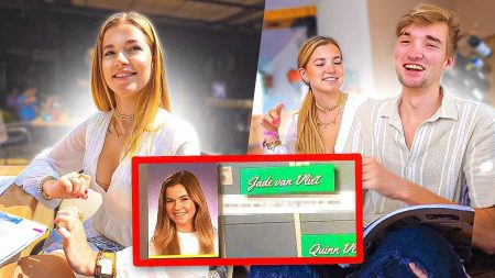 Gio – Is Jade Uitgeroepen Tot Knapste Van De Klas? Diploma Ophalen 😂😍