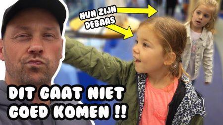 De Bakkertjes – Kleuters Bepalen De Hele Dag Van Papa!! #468