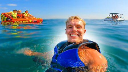 Enzo Knol – Achter de Boot Met Een Super Marble!! 😱 #2901