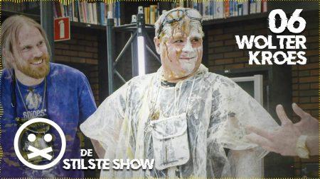StukTV – Wolter Is Een Pannenkoek – De Stilste Show #6 met Wolter Kroes